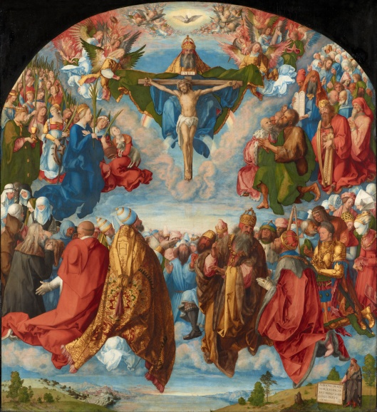 Albrecht_Dürer_-_Adoration_of_the_Trinity_(Landauer_Altar)_-_Google_Art_Project