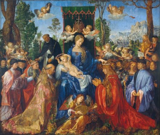 Albrecht_Dürer_-_Feast_of_Rose_Garlands_-_Google_Art_Project
