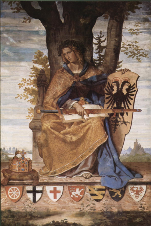 Holy Roman Empire Allegory