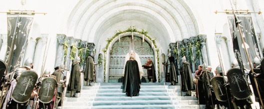 Coronation of Elessar