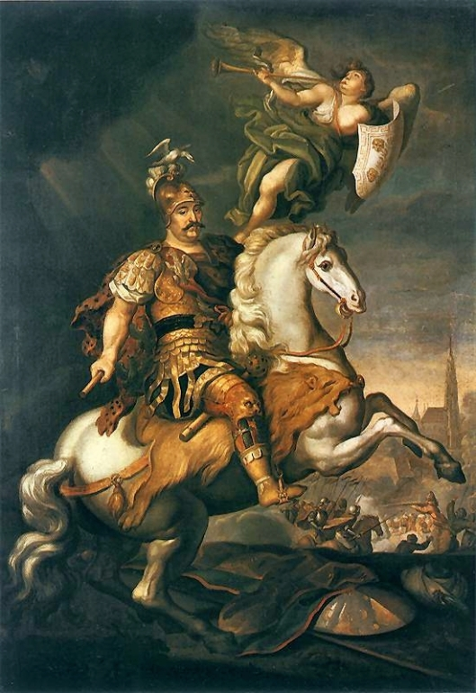 Siemiginowski_Sobieski_at_the_Battle_of_Vienna