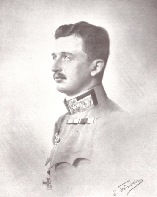 Se__k__und_k__Hoheit_FML__Erzherzog_Karl_Franz_Josef_1916_E__Förster