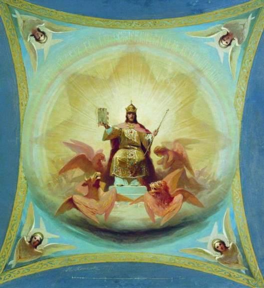 Кошелев_Н_Господь_Вседержитель_(1874)